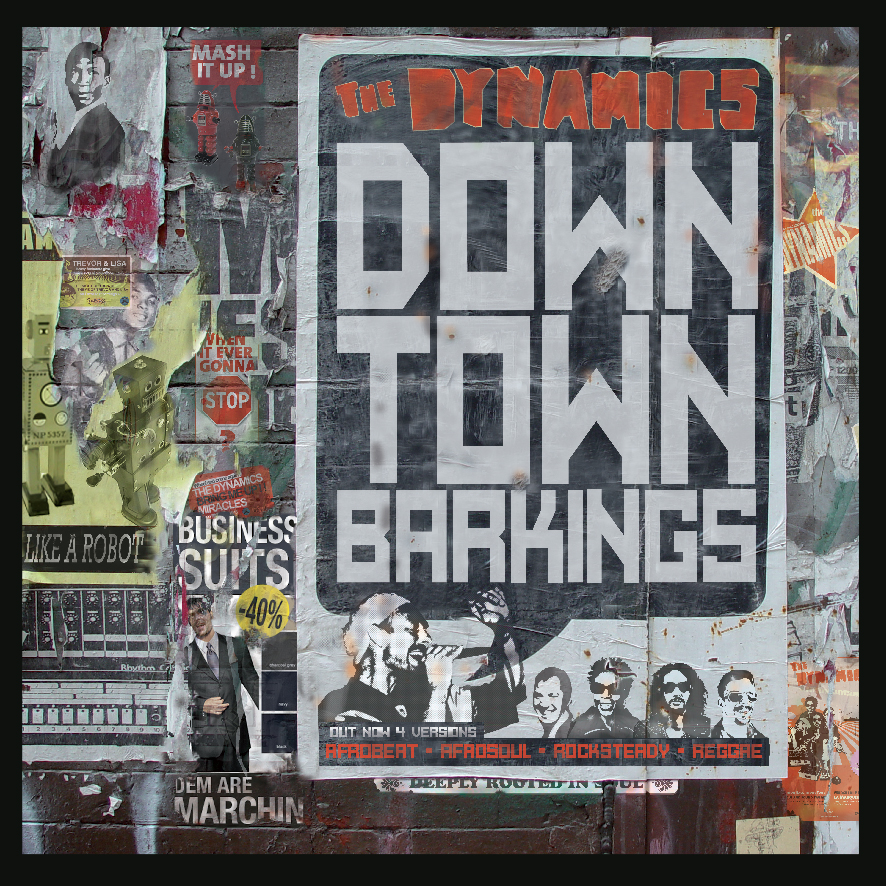 the dynamics - downtown barking