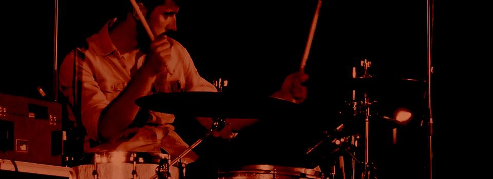 Nicholas Taite - Drums - The Dynamics